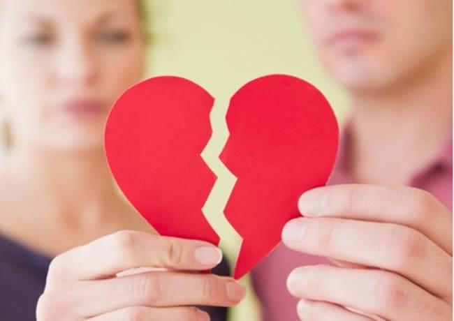 break a relationship